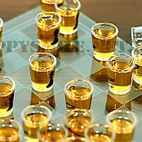 Алко шахматы 25 х 25 см