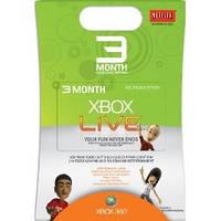 Пополнение счета Xbox 360 Xbox Live Gold 3 месяца подписка USA/EU/RU