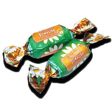 """Конфеты шоколадные """"Ромашка-топ"""" Беларусь ТМ Коммунарка"""