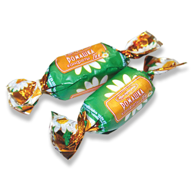 """Конфеты шоколадные """"Ромашка-топ"""" Беларусь ТМ Коммунарка, фото 2"""