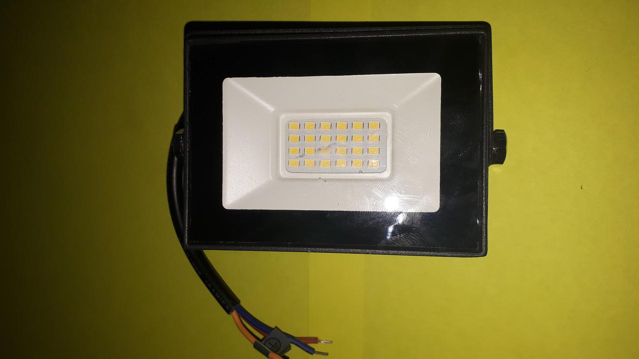 Прожектор светодиодный 10 Ватт 90 Lm/W IP65 6500K