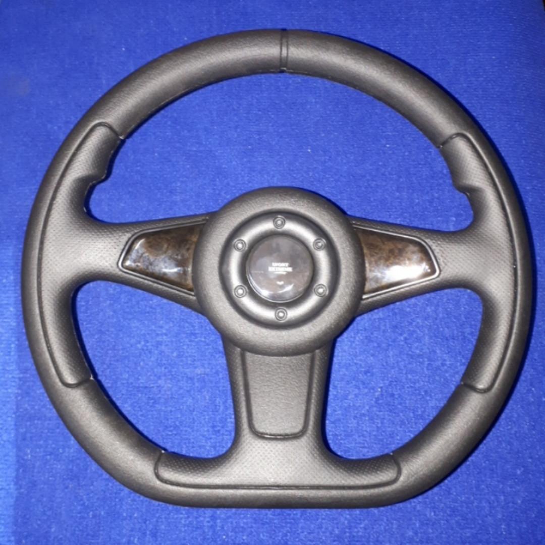 Руль рулевое колесо ВАЗ 2108 2109 2110 2111 2112 2114 2115 Вираж Спорт Экстрим