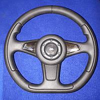 Руль рулевое колесо ВАЗ 2108 2109 2110 2111 2112 2114 2115 Вираж Спорт Экстрим, фото 1