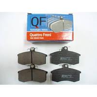Тормозные колодки передние Quattro Freni для автомобилей ВАЗ 2108, ВАЗ 2109, ВАЗ 21099, ИЖ 2126 ОДА