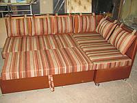 Кухонный уголок со спальным местом Комфорт новая ткань, фото 1