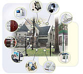 Системи безпеки та контролю