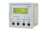 Блок УБЗ-304 универсальный защиты электродвигателей ЖК экран щитовое исполнение Новатек
