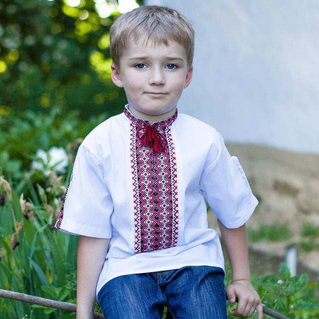 Вишиванки для хлопчиків (ручна вишивка 7b243b07461c8