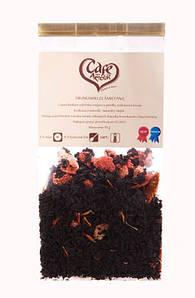Чай черный Клубника со сливками Cafe Mon Amour, 50г