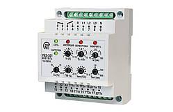 Блок УБЗ-301 10-100 А универсальный защиты электродвигателей Новатек