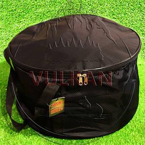 Карпова сумка-відро для замішування підгодовувань 30л (40 * 25см), фото 2