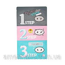 Набір для видалення чорних крапок HOLIKA HOLIKA Pig Clear Black Head 3-Step Kit