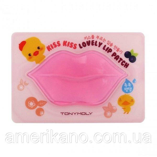 Патч для губ TONY MOLY Kiss Kiss Lovely Lip Patch