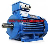 Электродвигатель 7,5 кВт. модель АИР132 М6, 1000 об/мин, 380 В