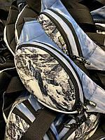 Поясная сумка ( бананка,барыжка, барсетка. ) Мужская или Женская бренда MILK CLOTHING