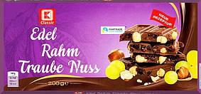 Шоколад K-Classic Edel Rahm заказать по низкой оптовой цене