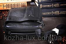 Мужская кожаная сумка, фото 2