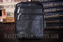 Мужская кожаная сумка, фото 3