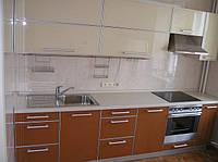 Крашенные фасады стекло — Элитные кухни — Купить кухню — Кухни от производителя — Фасады для кухни