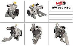 Насос ГУР BMW 1 (E81),3 (E90),3 Touring (E91) 05-,3 кабрио (E93), MSG, bw019