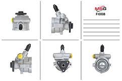 Насос ГУР новий FIAT BRAVA 1998-2001, BRAVO 1998-2001, MAREA 1998-2002, PUNTO 1993-1999, MSG, fi008