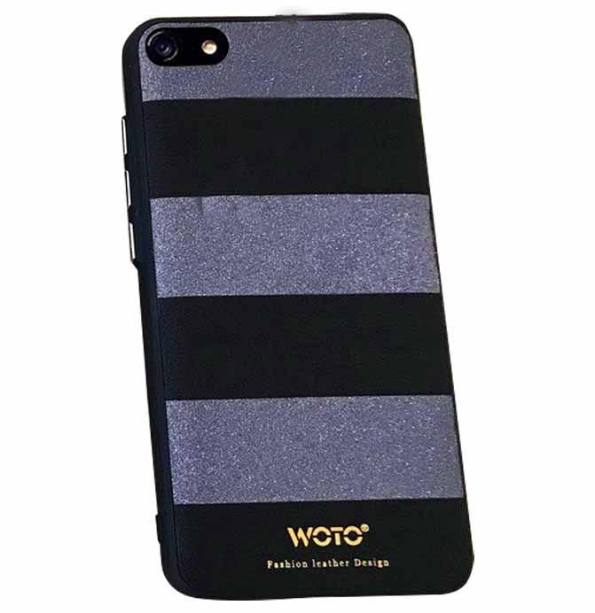 "TPU+PC чехол (Sibling Woto) для Apple iPhone 7 / 8 (4.7"") Черный"
