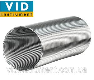 Гофра алюминиевая 110мм, фото 2