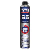 Профессиональная летняя монтажная пена Tytan Professional 65