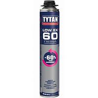 Монтажная пена Tytan Professional LowEx 60