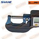 Микрометр цифровой Shahe 5205-25 (0-25мм), фото 3