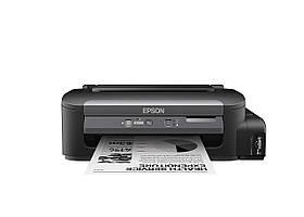 Принтер Epson M105 Work Force, Тип печати черно-белая + СНПЧ (C11CC85311) WiFi