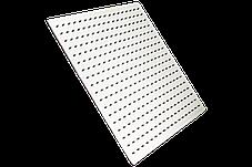 Душ верхний из нержавейки 40 см. квадратный., фото 2