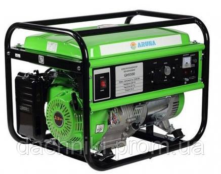 """Электрогенератор бензиновый """"ARUNA""""   GH5500, фото 2"""