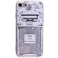 "TPU+PC чехол Liquid (glitter) для Apple iPhone 7 / 8 (4.7"") (31) Парфюм"