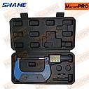 Микрометр цифровой Shahe 5205-100 (75-100мм), фото 4