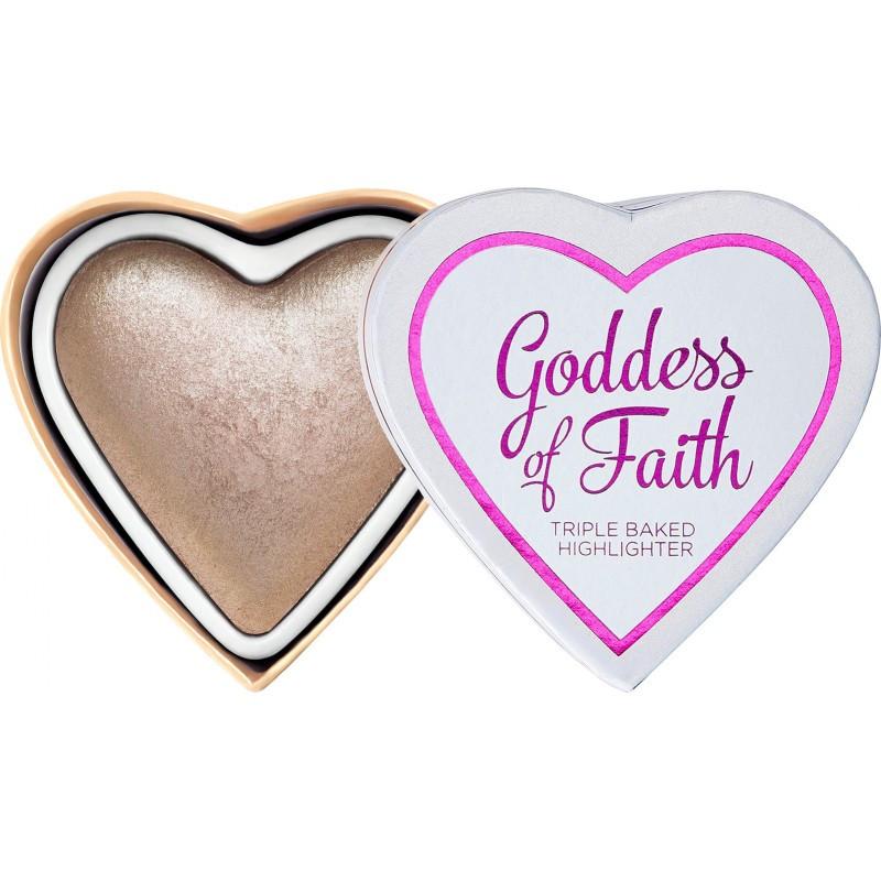 Хайлайтер Revolution Triple Baked Highlighter Goddess of Faith