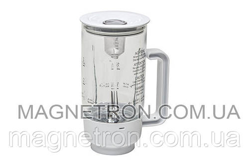 Чаша блендера 750мл в сборе для кухонного комбайна MUZ4MX3 Bosch 461509