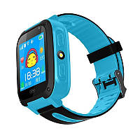 Детские смарт часы Smart Baby Watch F2 с GPS трекером, камерой, фонариком