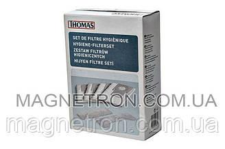 Набор мешков (4 шт) Hygiene Bag + 2 фильтра к пылесосу Thomas 787230