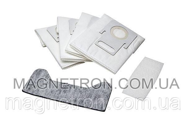 Мешки HEPA Hygiene Bag (4шт) + фильтры (2шт) для пылесосов Thomas 787230, фото 2