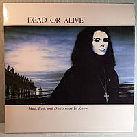 CD диск Dead Or Alive - Mad, Bad, and Dangerous to Know