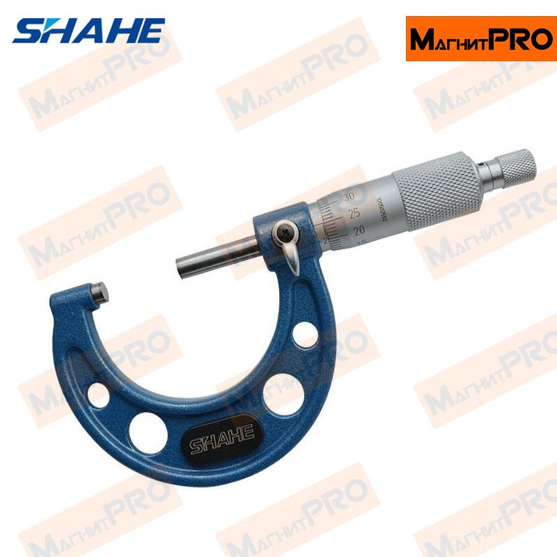 Микрометр Shahe 5201-50a (25-50мм)