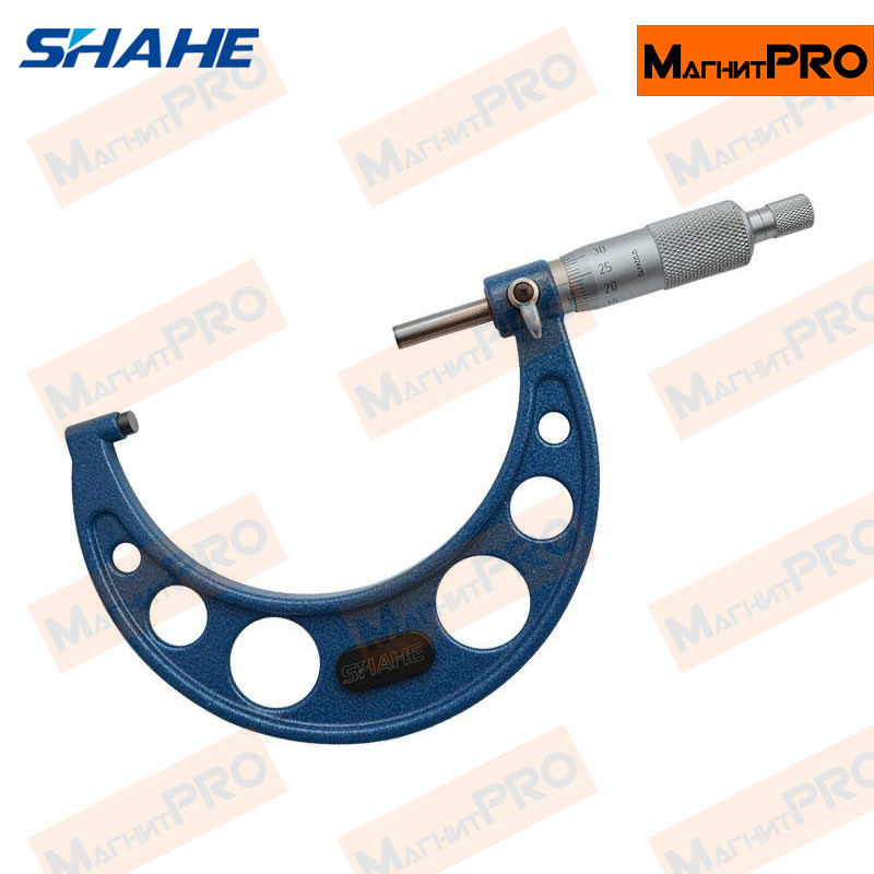 Микрометр Shahe 5201-100a (75-100мм)