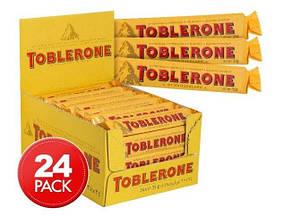 Шоколад Toblerone (Тоблерон) заказать оптовые поставки из Европы
