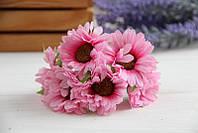 Дикий мак ( гербера )  ,   розовый                   36 шт