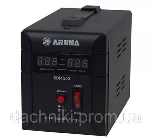 Стабилизатор напряжения Aruna SDR 500, фото 2