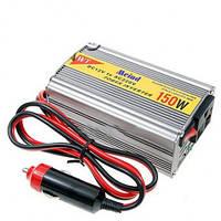 Преобразователь напряжения ( Инвертор) 12V-220 Вольт 150 Вт
