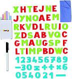 Двусторонний мольберт Smoby 410307 Буквы Цифры, фото 4