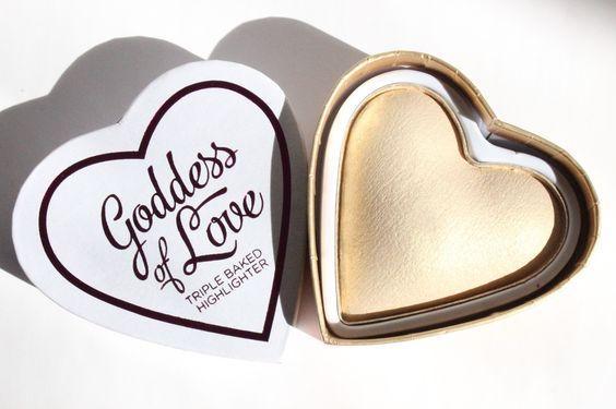 Хайлайтер Blushing Hearts Highlighter Golden Goddess