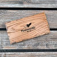 Счетницы из дерева. Расчетница, купюрница для кафе и ресторанов из дерева. (A00905)